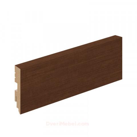 Плинтус напольный Тип-0 Brown Oak