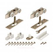 Комплект роликов для раздвижных дверей DIY Comfort 80/4 kit (877 882)