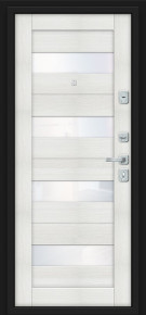 Стальная дверь Porta M 4.П23 Almon 28/Bianco Veralinga