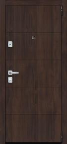 Стальная дверь Porta M 4.П23 Almon 28/Cappuccino Veralinga