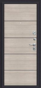 Стальная дверь Porta S 4.П50 Almon 28/Cappuccino Veralinga