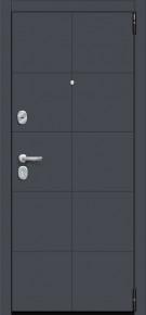 Стальная дверь Porta S 10.П50 Graphite Pro/Virgin