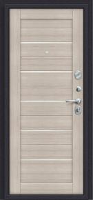 Стальная дверь Porta S 4.П22 Almon 28/Cappuccino Veralinga