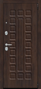 Стальная дверь Porta S 51.П61 Almon 28/Cappuccino Veralinga