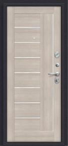 Стальная дверь Porta S 9.П29 Almon 28/Cappuccino Veralinga
