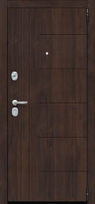 Стальная дверь Porta S 9.П29 Almon 28/Bianco Veralinga