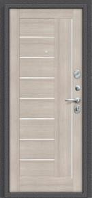 Стальная дверь Porta S 109.П29 Cappuccino Veralinga