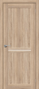 Межкомнатная дверь с экошпоном Порта-19.3 Light Sonoma