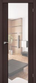 Межкомнатная  дверь с Экошпоном  S-13 Reflex Wenge Veralinga