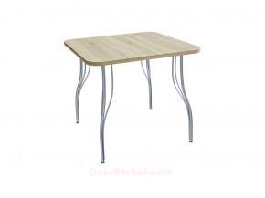 Стол обеденный квадратный LС (ОС-12) Дуб сонома