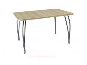 Стол обеденный прямоугольный LС (ОС-11) Дуб сонома