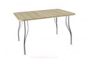 Стол обеденный прямоугольный LС (ОС-12) Дуб сонома