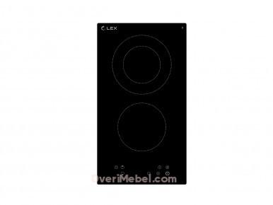 Электрическая варочная поверхность EVH 321 BL Черный