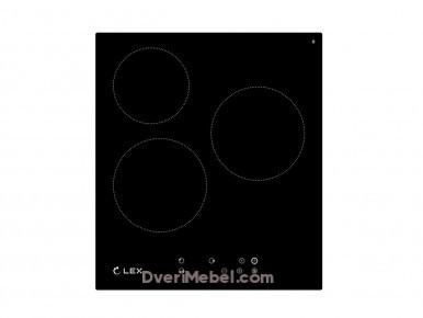Электрическая варочная поверхность EVH 430 BL Черный