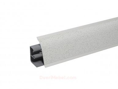 Плинтус для столешницы пластиковый АР-740 Антарес (1213)