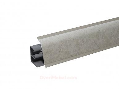 Плинтус для столешницы пластиковый АР-740 Эверест (1239)