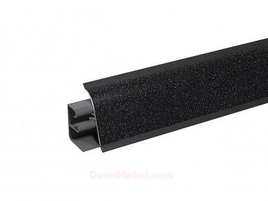 Плинтус для столешницы пластиковый АР-740 Гэлакси (1370)