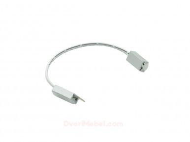 Угловой кабель для светильника МатХром