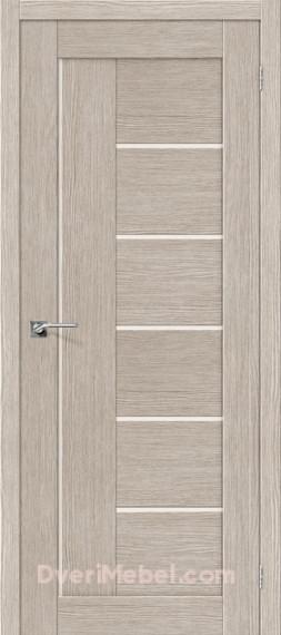 Межкомнатная дверь Финиш Флекс Порта-29 3D Cappuccino