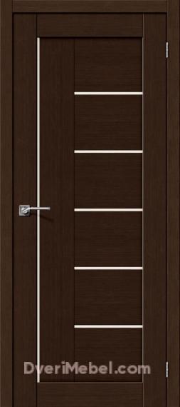 Межкомнатная дверь Финиш Флекс Порта-29 3D Wenge