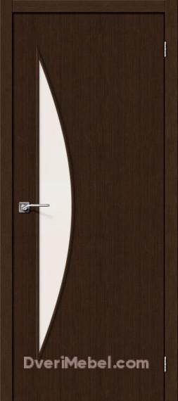 Межкомнатная дверь Финиш Флекс Мастер-6 3D Wenge