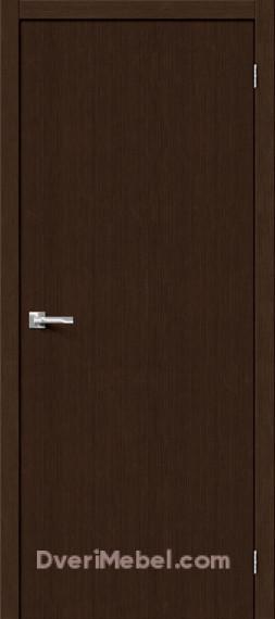 Межкомнатная дверь Финиш Флекс Тренд-0 3D Wenge