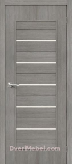 Межкомнатная дверь Финиш Флекс Тренд-22 3D Grey