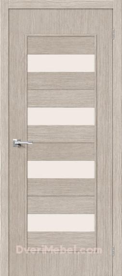 Межкомнатная дверь Финиш Флекс Тренд-23 3D Cappuccino