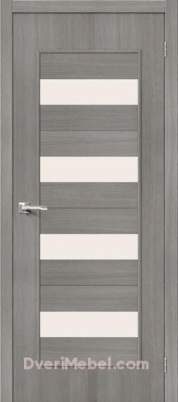 Межкомнатная дверь Финиш Флекс Тренд-23 3D Grey