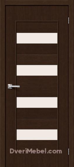 Межкомнатная дверь Финиш Флекс Тренд-23 3D Wenge