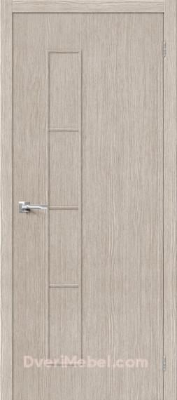 Межкомнатная дверь Финиш Флекс Тренд-3 3D Cappuccino