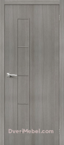 Межкомнатная дверь Финиш Флекс Тренд-3 3D Grey