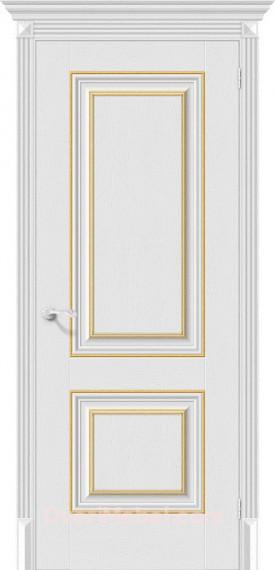 Межкомнатная дверь Классико-32G-27 Virgin