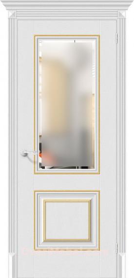 Межкомнатная дверь Классико-33G-27 Virgin