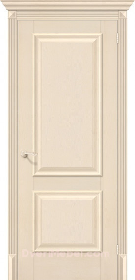 Межкомнатная дверь Классико-12 Ivory