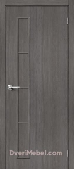 Межкомнатная дверь Тренд-3 Grey Veralinga
