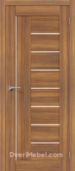 Межкомнатная дверь с экошпоном Порта-29 Golden Reef