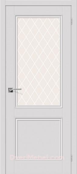 Межкомнатная эмалитовая дверь Порта-63 Alaska