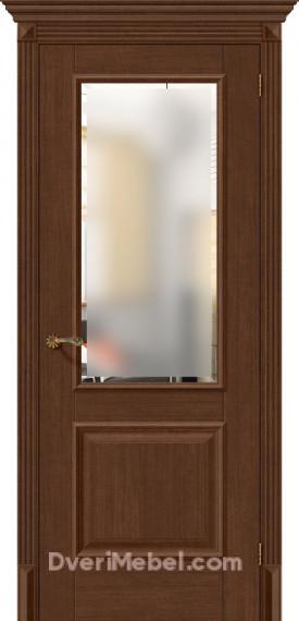Межкомнатная дверь Классико-13 Brown Oak