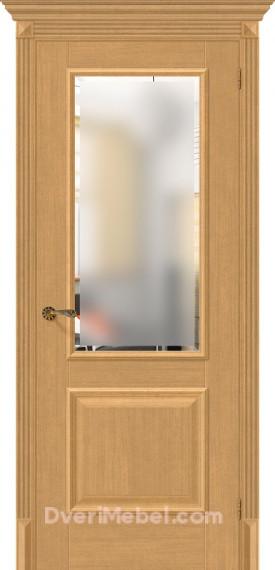 Межкомнатная дверь Классико-13 Real Oak