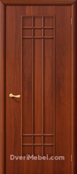 Межкомнатная ламинированная дверь 16Г итальянский орех