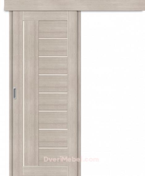 Межкомнатная дверь-купе Порта-29 Cappuccino Veralinga
