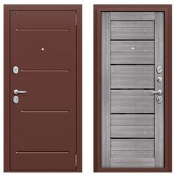 картинка Новинка! Входные двери «ДиМ Универсал» в цвете Grey Veralinga