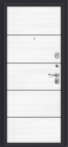 Стальная дверь Porta S 4.П50 Almon 28/Snow Veralinga