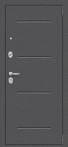 Стальная дверь Porta S 104.П61 Bianco Veralinga