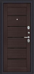 Стальная дверь Porta S 4.П22 Almon 28/Wenge Veralinga