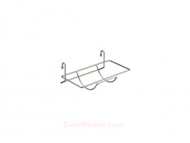 Полка для бумажного полотенца Хром