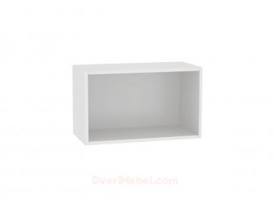 Каркас верхнего горизонтального шкафа ВГ 600 Белый