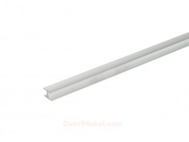 Планка для стенпанели соединительная Н-образная Хром