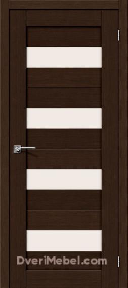 Межкомнатная дверь 3D-graf Порта-23 3D Wenge